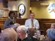 Charles County Retired School Personnel Association luncheon